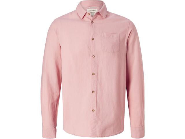 Craghoppers Porter Longsleeved Shirt Men desert pink